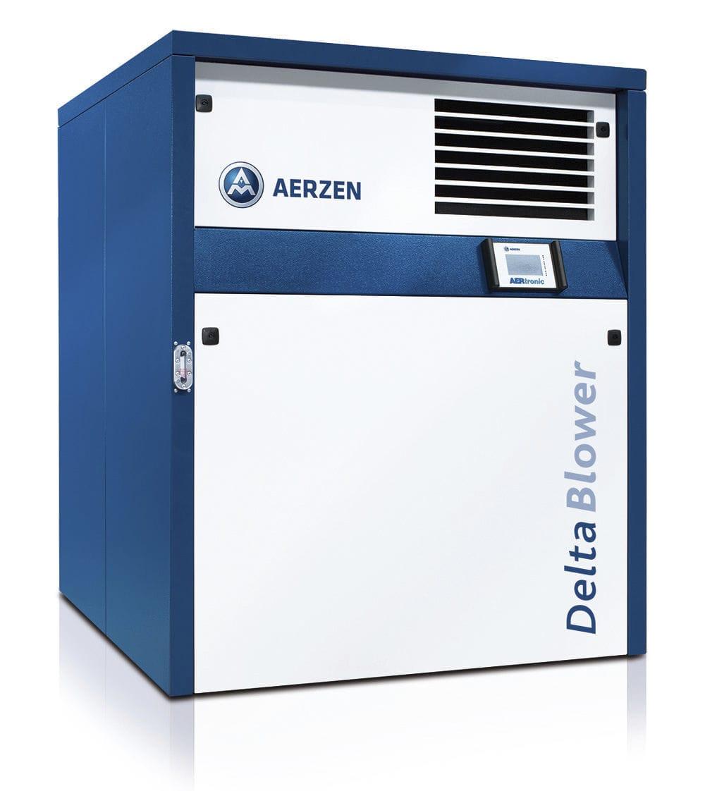 Промышленная воздуходувка AERZEN Generation 5 PLUS