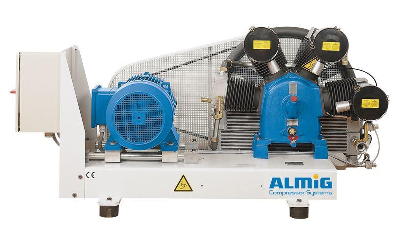 Поршневые компрессоры ALMIG HL / HLD