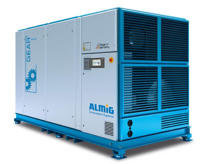 Винтовой компрессор ALMIG серия GEAR